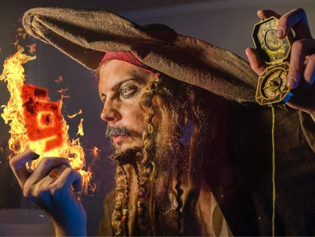 escape room: Maldición pirata