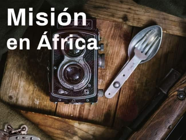 escape room: Misión en África
