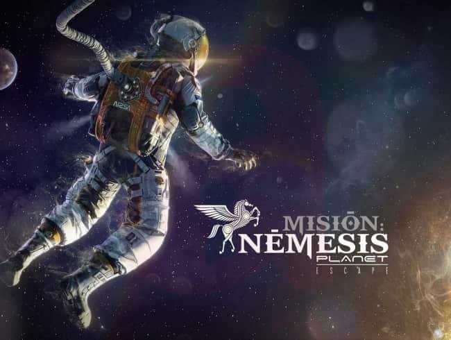 escape room: Misión Némesis