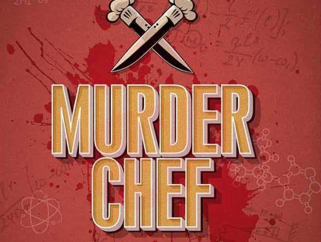 escape room: Murder chef