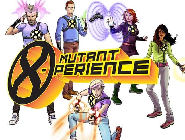 escape room: Mutant X-Perience