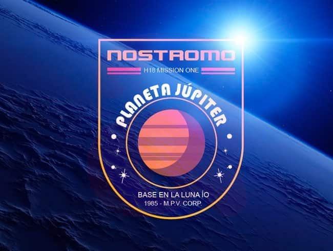 escape room: Nostromo - Mission one