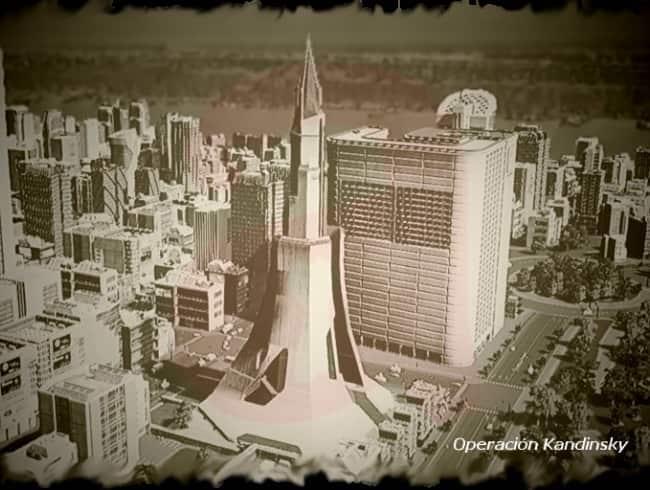 escape room: Operación Kandinsky