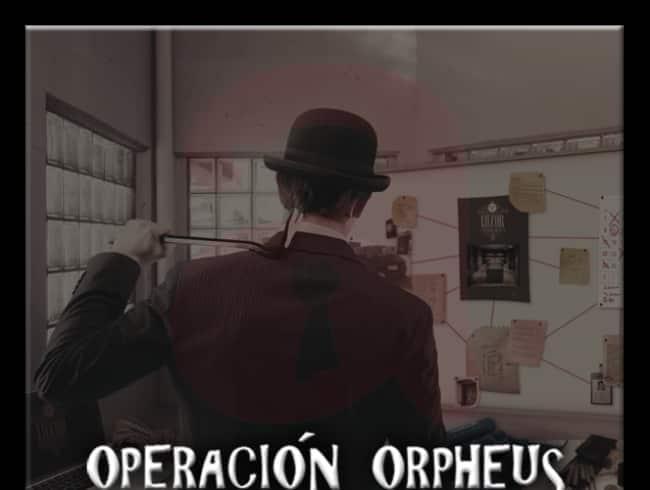 escape room: Operación Orpheus