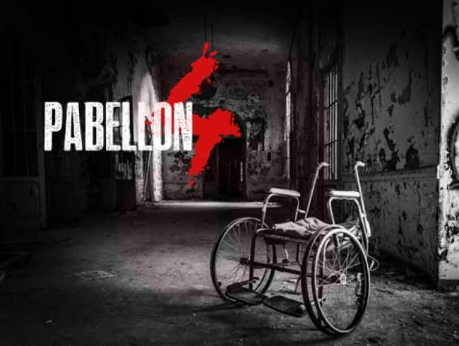 escape room: Pabellón 4