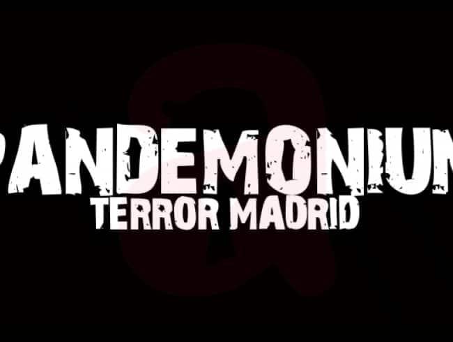 escape room: Pandemonium terror