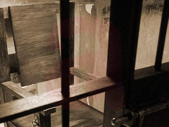 escape room: Pena de muerte 1962