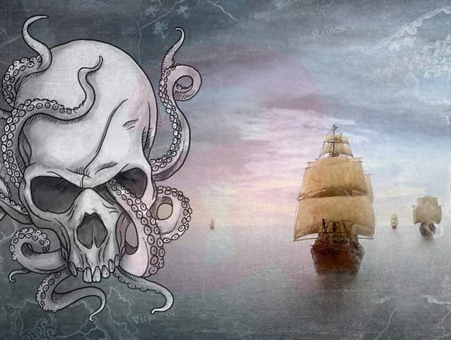 escape room: Piratas. El motín