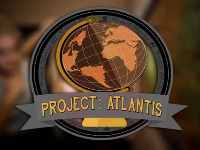 escape room: Proyecto: Atlantis
