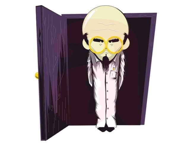 escape room: Psiquiatría