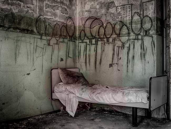 escape room: Psyquiatricum
