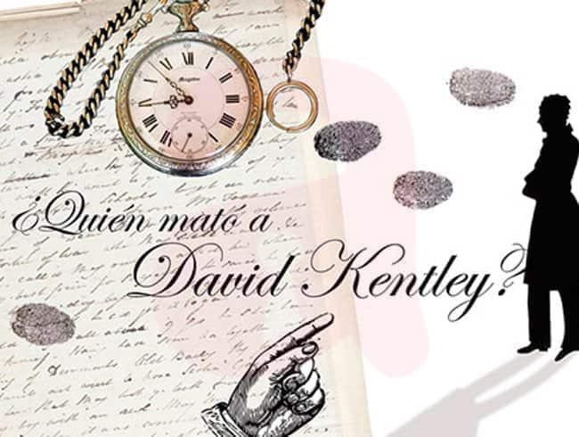 escape room: Quién mató a David Kentley? - Salamanca