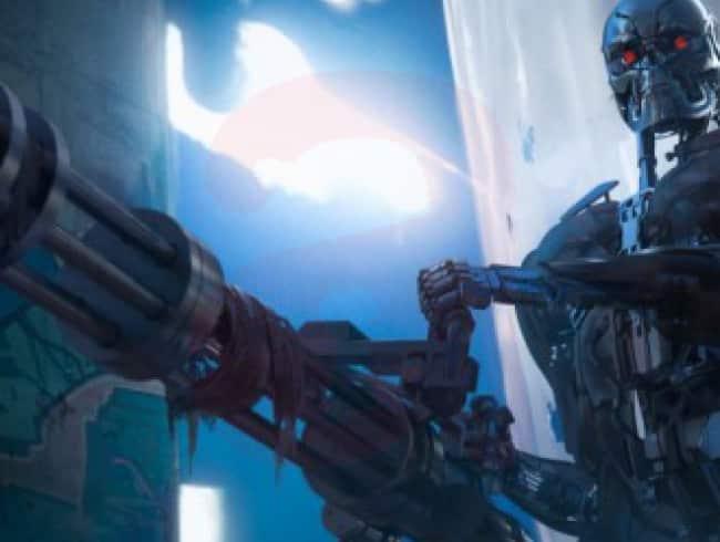 escape room: Rebelión de las máquinas