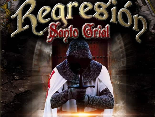 escape room: Regresión Santo Grial
