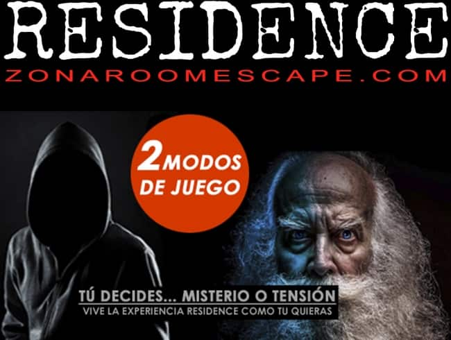 escape room: Residence