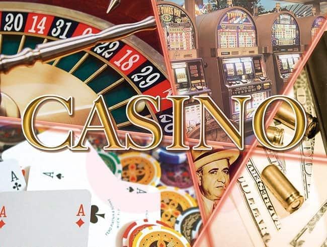 escape room: Robo al casino