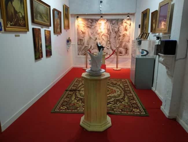 escape room: Robo en el museo
