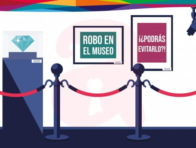escape room: Robo en el museo Castroblanco