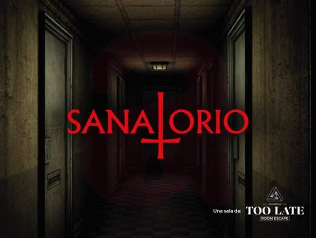 escape room: Sanatorio