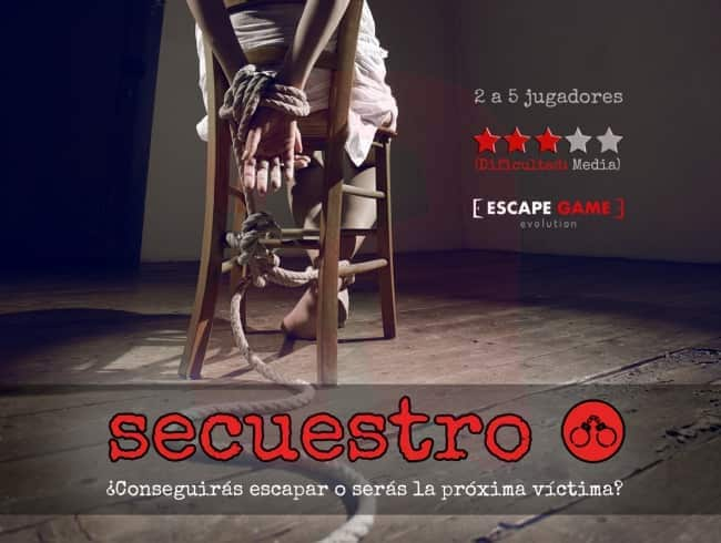 escape room: Secuestro
