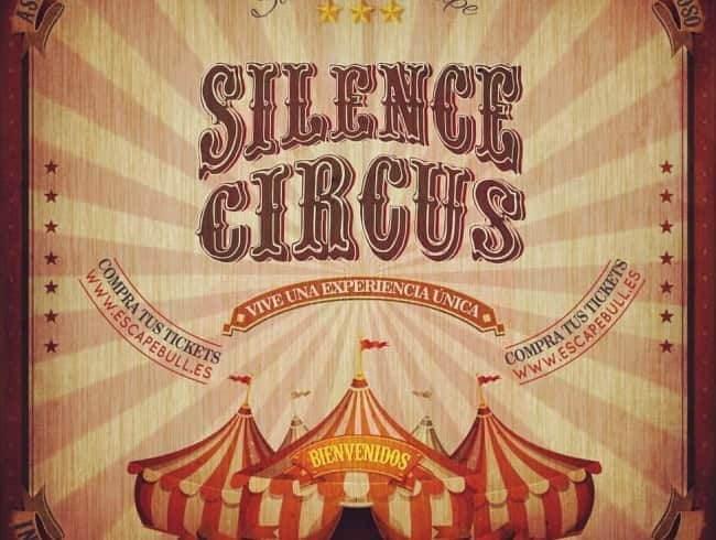 escape room: Silence circus