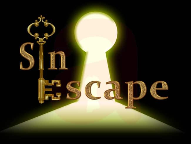 escape room: Sin escape