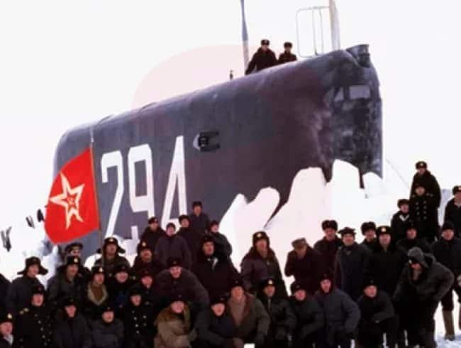 escape room: Submarino soviético K-19