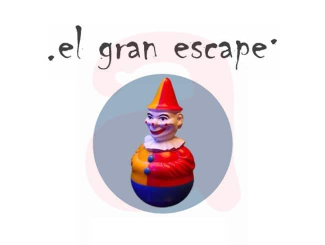 escape room: Terrible circus