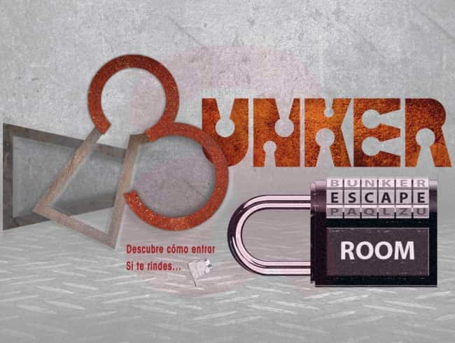 escape room: The bunker bank