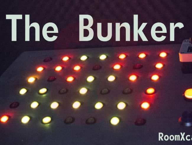 escape room: The bunker - Lloret de Mar