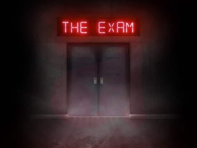 escape room: The exam