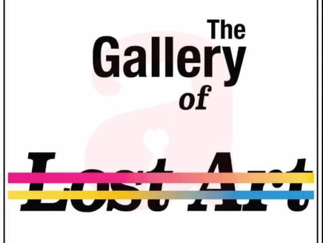 escape room: The gallery of lost art