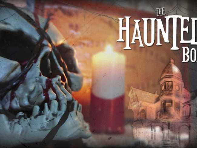 escape room: The haunted box