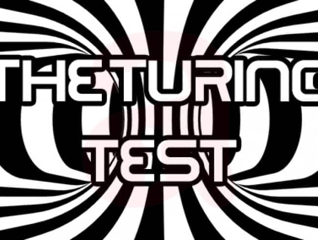escape room: The turing test