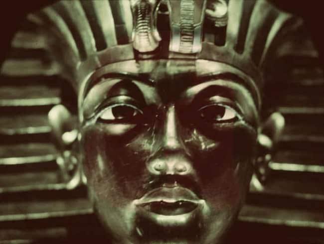 escape room: Tomb pharaoh room
