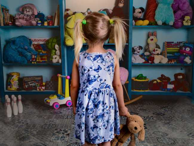 escape room: Toys