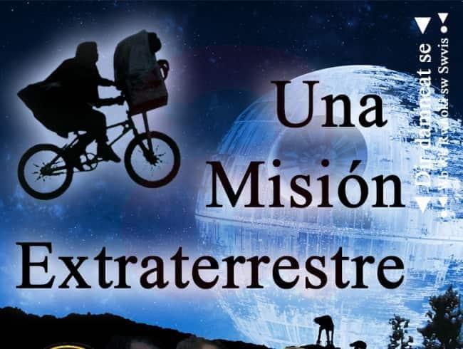 escape room: Una misión extraterrestre