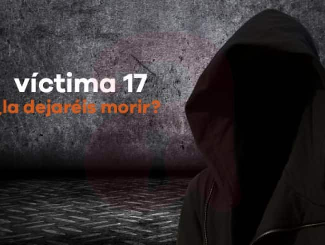 escape room: Víctima 17