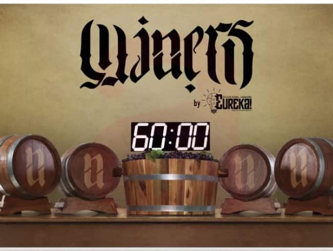 escape room: Winers - Madrid