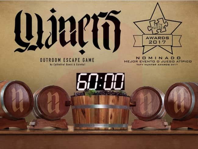 escape room: Winers - Logroño