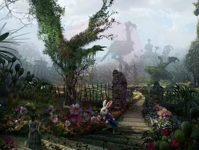 escape room: Wonderland