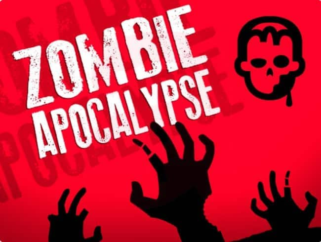 escape room: Zombie apocalypse