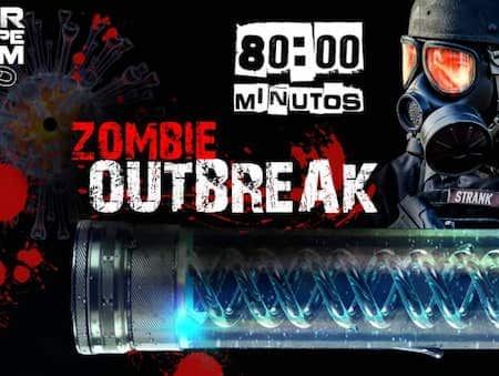 escape room: Zombie outbreak