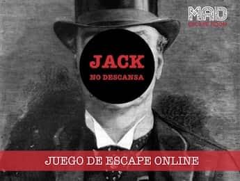 Jack no descansa