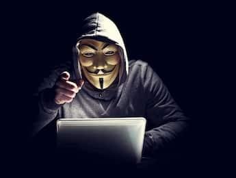 La extorsión del hacker