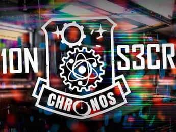 Misión secreta: Chronos